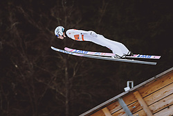 04.03.2021, Oberstdorf, GER, FIS Weltmeisterschaften Ski Nordisch, Oberstdorf 2021, Herren, Skisprung HS137, Qualifikation, im Bild Johann Andre Forfang (NOR) // Johann Andre Forfang of Norway during qualification for the ski jumping HS137 competition of FIS Nordic Ski World Championships 2021 in Oberstdorf, Germany on 2021/03/04. EXPA Pictures © 2021, PhotoCredit: EXPA/ JFK