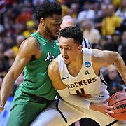 NCAA Tournament First Round - Wichita State vs. Marshall