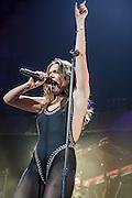 TOVE LO performs at the Hot 99.5 Jingle Ball at the Verizon Center in Washington, D.C.