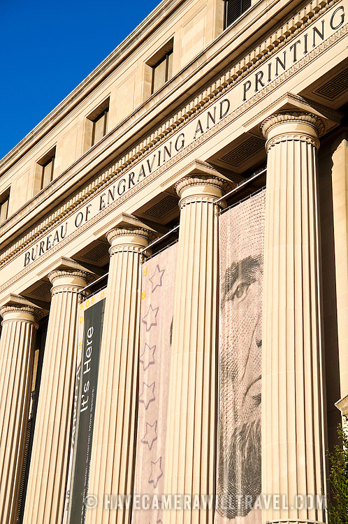 Bureau of Engraving and Printing, Washington DC