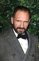 © Licensed to London News Pictures. 13/11/2016. London, UK, Ralph Fiennes, Evening Standard Theatre Awards, Photo credit: Richard Goldschmidt/LNP