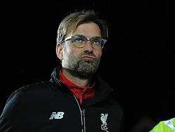 Caption correction *Liverpool Manager  Jurgen Klopp - Mandatory byline: Alex James/JMP - 08/01/2016 - FOOTBALL - St James Park - Exeter, England - Exeter City v Liverpool - FA Cup Third Round