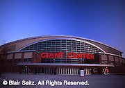 Hershey, PA Giant Center, Indoor Sports Stadium,