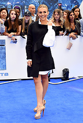 Tallia Storm attending the European premiere of Valerian and the City of a Thousand Planets at Cineworld in Leicester Square, London