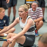 12:26 PM- Grassroots Trust #18- Women?s 1000m U15, U16<br /> <br /> NZ Indoor Champs, raced at Avanti Drome, Cambridge, New Zealand, Saturday 23rd November 2019 © Copyright Steve McArthur / @rowingcelebration www.rowingcelebration.com