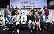 Diligent Dozen Wisconsin Governor's Business Plan contestants at the Wisconsin Entrepreneurship Conference at Venue 42 in Milwaukee, Wisconsin, Wednesday, June 5, 2019.