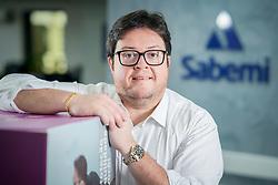 Leandro de Carvalho Nunes - Diretor Executivo Comercial da Sabemi Soluções Financeiras. FOTO: Jefferson Bernardes/ Agência Preview