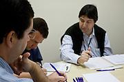 Nova Lima_MG, Brasil...Programa STC (Skills, Tools & Competencies) de uma corporacao...STC program (Skills, Tools & Competencies) of a corporation...Foto: JOAO MARCOS ROSA / NITRO