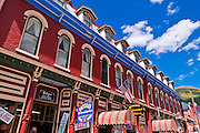 Downtown historic district, Silverton, Colorado