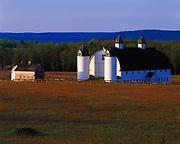 D.H. Day Barn near Glen Haven, Leelanau County, Sleeping Bear Dunes National Lakeshore, Michigan.