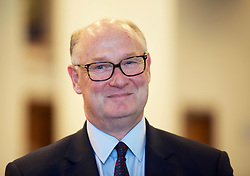 Sir Douglas Flint, chairman of Standard Life Aberdeen at the EICC Edinburgh after chairing his first AGM Pic Terry Murden @edinburghelitemedia