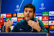 Tottenham Hotspur Champions League Press Conference 070519