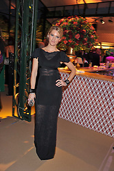 LADY KINVARA BALFOUR at the Raisa Gorbachev Foundation Gala held at the Stud House, Hampton Court, Surrey on 22nd September 22 2011