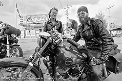 Happy Holiday. Sturgis, SD. 1986<br /> <br /> Limited Edition Print from an edition of 20. Photo ©1986 Michael Lichter.