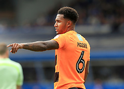Liam Moore of Reading - Mandatory by-line: Paul Roberts/JMP - 26/08/2017 - FOOTBALL - St Andrew's Stadium - Birmingham, England - Birmingham City v Reading - Sky Bet Championship