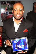 MIke Muse at The Men of Style Awards presented by Gillette Fusion and Rolling Out Urbanstyle Weekly held at the 40/40 Club on Novemeber 2, 2009 in New York City