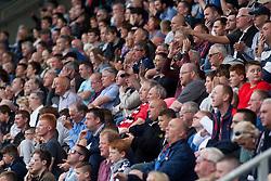 Falkirk 1 v 0 Dumbarton, Scottish Championship game played 27/8/2016 at The Falkirk Stadium .
