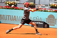 Dominic Thiem of Austria during the Mutua Madrid Open 2021, Masters 1000 tennis tournament on May 7, 2021 at La Caja Magica in Madrid, Spain - Photo Laurent Lairys / ProSportsImages / DPPI