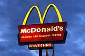 News-McDonald's Restaurant-Mar 14, 2020
