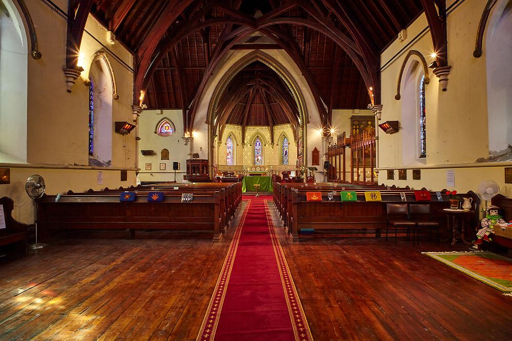Christ Church, St Kilda, 2018