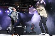 Paperboys. Sommerfestivalen i Selbu er en av Norges største musikkfestivaler. Sommerfestivalen is one of the biggest music festivals in Norway.
