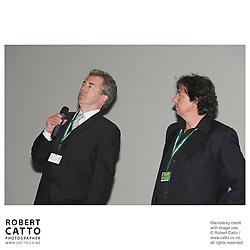 Robert Sarkies;Tim White;Steven O'Meagher at the Toronto International Film Festival 2006 at the Paramount Theatre, Toronto, Ontario, Canada.