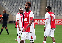 Ajax Cape Town captain Mosa Lebusa in the match between Ajax Cape Town and Golden Arrows at the Cape Town Stadium on Saturday, August 19, 2017.