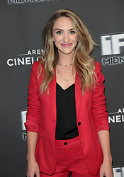 May 25, 2018 - Los Angeles, California, USA - 5/24/18.Landry Allbright at the premiere of ''Feral'' held at the Arena Cinelounge in Hollywood..(Los Angeles, CA) (Credit Image: © Starmax/Newscom via ZUMA Press)