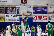 Wells Dezmine<br /> Betaland Capo d'Orlando - Sidigas Avellino <br /> Campionato Basket Lega A 2017-18 <br /> Capo d'Orlando 22/04/2018<br /> Foto Ciamillo-Castoria