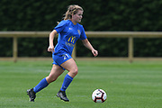 Southern United's Mikayla Gray in action in the National womens league football match, Central Football v Southern United, Massey University, Palmerston North, Sunday, December 02, 2018. Copyright photo: Kerry Marshall / www.photosport.nz