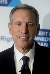 Event honoree Howard Schultz attending the Robert F. Kennedy Human Rights 2016 Ripple of Hope Award at New York Hilton Midtown on December 6, 2016 in New York City, NY, USA; Photo by Dennis Van Tine/ABACAPRESS.COM