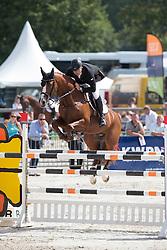 Vos Robert (NED) - Another Pleasure<br /> KWPN Paardendagen - Ermelo 2012<br /> © Dirk Caremans