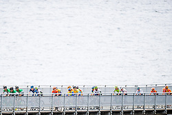 May 20, 2018 - Lillehammer, NORWAY - 180520 The peleton during the last stage of the Tour of Norway on May 20, 2018 in Lillehammer..Photo: Jon Olav Nesvold / BILDBYRÃ…N / kod JE / 160254 (Credit Image: © Jon Olav Nesvold/Bildbyran via ZUMA Press)