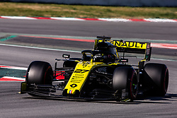 February 28, 2019 - Montmelo, BARCELONA, Spain - Nico Hulkenberg from Germany with 27 Renault F1 Team RS19 in action during the Formula 1 2019 Pre-Season Tests at Circuit de Barcelona - Catalunya in Montmelo, Spain on February 28. (Credit Image: © AFP7 via ZUMA Wire)