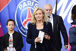 September 30, 2017 - Paris, France, France - Nathalie Boy de La Tour - presidente LFP (Credit Image: © Panoramic via ZUMA Press)