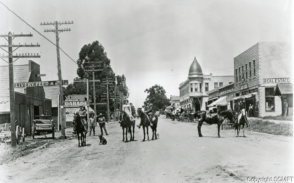 1910 San Fernando Rd. at Olive Ave. in Burbank