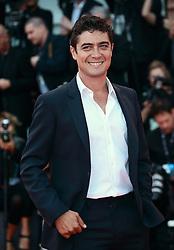 September 2, 2017 - Venice, Italy - Riccardo Scamarcio  walks the red carpet ahead of the 'Suburbicon' screening during the 74th Venice Film Festival  in Venice, Italy, on September 2, 2017. (Credit Image: © Matteo Chinellato/NurPhoto via ZUMA Press)