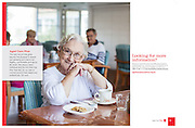 Salvation Army campaign, photo: James Horan