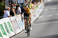 Dylan HOPKINS of LJUBLJANA GUSTO SANTIC during 1st Stage of 27th Tour of Slovenia 2021 cycling race between Ptuj and Rogaska Slatina (151,5 km), on June 9, 2021 in Slovenia. Photo by Vid Ponikvar / Sportida