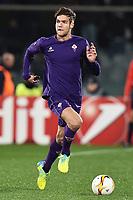 Marcos Alonso Fiorentina <br /> Firenze 18-02-2016 Stadio Artemio Franchi, Football, Europa League round of 32 Sedicesimi di finale Fiorentina - Tottenham .  Foto Andrea Staccioli / Insidefoto