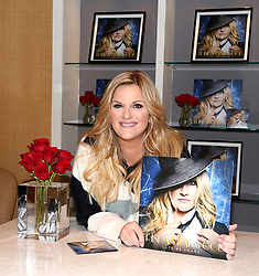 """Trisha Yearwood attending her """"Let's Be Frank"""" NYC album signing held at Williams Sonoma Columbus Circle on February 13, 2019 in New York City, NY © Steven Bergman/AFF-USA.COM. 13 Feb 2019 Pictured: Trisha Yearwood. Photo credit: Steven Bergman / AFF-USA.COM / MEGA TheMegaAgency.com +1 888 505 6342"""