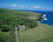 Father Damien's Church, North Shore Molokai, Hawaii, USA<br />