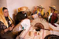 España.Islas Baleares. Ibiza.<br /> Celebración de San Isidro en el pueblo de Sant Josep.<br /> <br /> ©JOAN COSTA