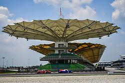 February 24, 2019 - Sepang, Malaisie - 51 SPIRIT OF RACE (SUI) FERRARI 488 GT3 GT ALESSANDRO PIER GUIDI (ITA) OSWALDO NEGRI JR (USA) FRANCESCO PIOVANETTI  (Credit Image: © Panoramic via ZUMA Press)