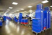 DETROIT, MI - OCTOBER, 30: The Shinola watch factory in Detroit, Michigan, Thursday, October 30, 2014. (Photo by Jeffrey Sauger)