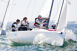 , Travemünder Woche 19. - 28.07.2019, J70 - GER 469 - WIKIWIKI - Eiko POWILLEIT - Yachtclub Berlin-Grünau e. V›