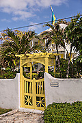 Bahamian cottage home in Dunmore Town, Harbour Island, The Bahamas