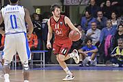 DESCRIZIONE : Eurocup 2015-2016 Last 32 Group N Dinamo Banco di Sardegna Sassari - Cai Zaragoza<br /> GIOCATORE : Tomas Bellas<br /> CATEGORIA : Palleggio<br /> SQUADRA : Cai Zaragoza<br /> EVENTO : Eurocup 2015-2016<br /> GARA : Dinamo Banco di Sardegna Sassari - Cai Zaragoza<br /> DATA : 27/01/2016<br /> SPORT : Pallacanestro <br /> AUTORE : Agenzia Ciamillo-Castoria/L.Canu