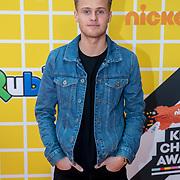NLD/Amsterdam/20180325 - Nickelodeon Kid's Choice Awards 2018, Kaj van der Voort