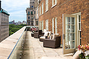 The Mark, a five-star luxury hotel on New York City's Upper East Side at 25 E 77th St.